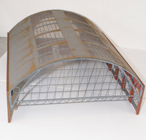 N Gauge Canopy Station, 3 Versions