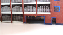 Load image into Gallery viewer, Semi Low Relief N Gauge Multi Story Car Park