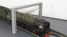 Load image into Gallery viewer, OO / HO Gantry or Catenary Kit 2,3 or 4 rail versions