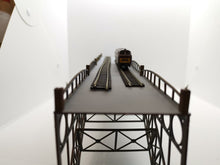 Load image into Gallery viewer, N Gauge Cast Iron Bridge