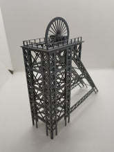 Load image into Gallery viewer, N Gauge Colliery Pit Head Winding Gear