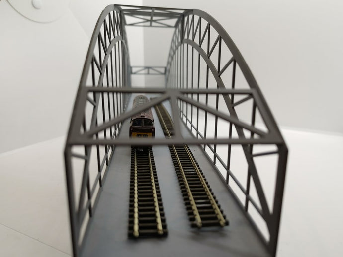 N Gauge Arched Bridge