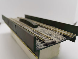 N Gauge Steel / Over Road Bridge