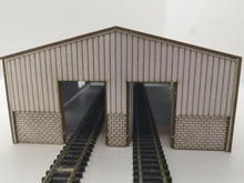 Load image into Gallery viewer, N Gauge Modern Train Shed