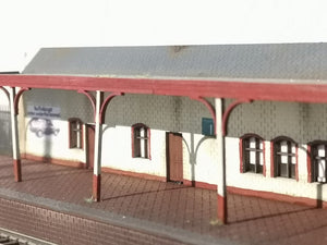 N Gauge Station Canopy Supports 24 PACK