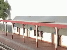 Load image into Gallery viewer, N Gauge Station Canopy Supports 24 PACK