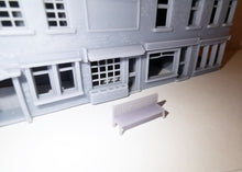 Load image into Gallery viewer, N Gauge Resin Bench Kit x 6