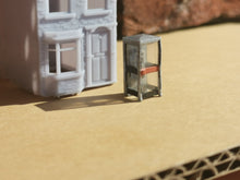 Load image into Gallery viewer, N Gauge BT Style modern Phone Boxes x 5