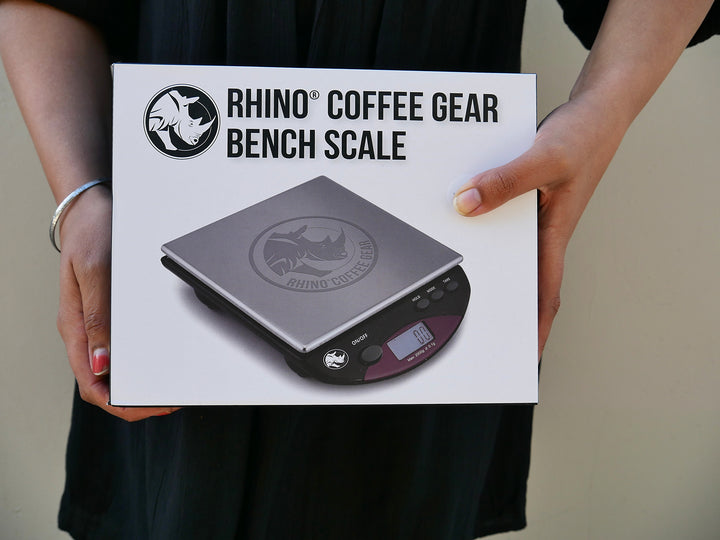 Bench Scale - Nine Yards Coffee
