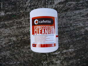Cafetto Espresso Cleaner 500g | Nine Yards Coffee | Northern Beaches, Sydney