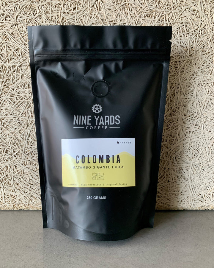 Colombia Matambo | Nine Yards Coffee | Northern Beaches, Sydney