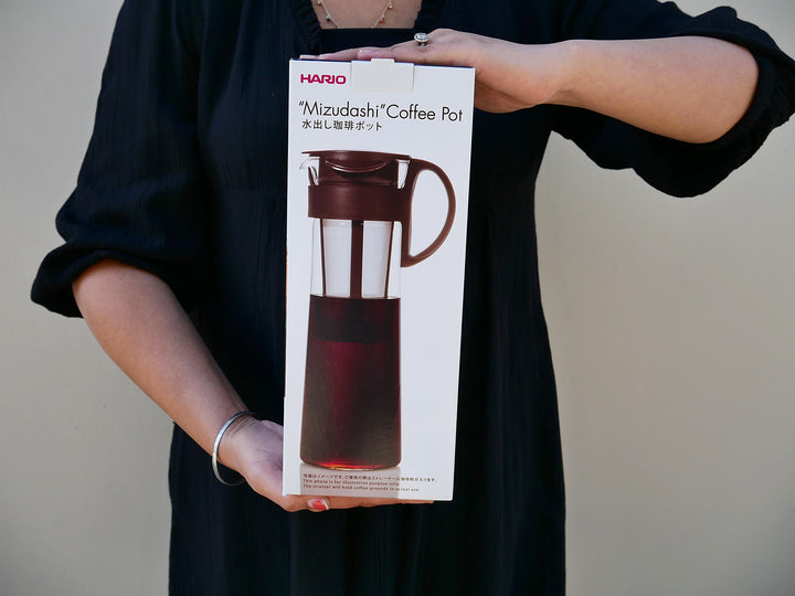 Mizudashi Cold Brew Pot (1 litre) - Nine Yards Coffee