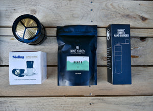 Basic Home Brew Starter Kit - Nine Yards Coffee
