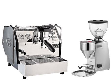 La Marzocco GS3 Auto Volumetric & Mazzer Mini Electronic Grinder | Nine Yards Coffee | Northern Beaches, Sydney