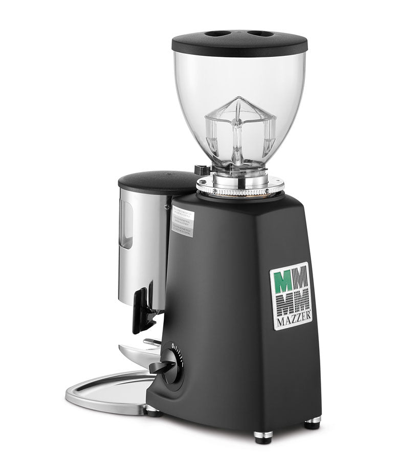La Marzocco GS3 Auto Volumetric & Mazzer Mini Electronic Grinder - Nine Yards Coffee