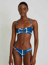 Load image into Gallery viewer, Drop Bandeau Draped Bikini C2T11 Movement Lenny V21