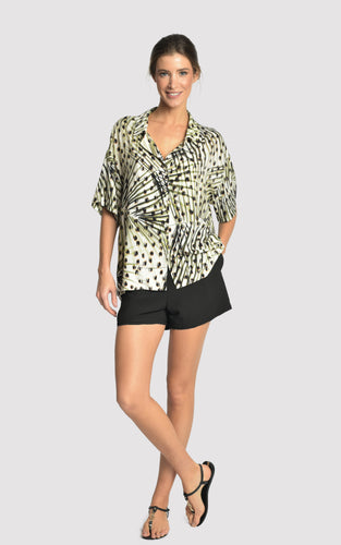 Viscose Shirt 8545V19 Lenny Niemeyer V19
