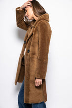 Load image into Gallery viewer, Coat WoolTeddy 161134 - Fio d'Água Shop Online