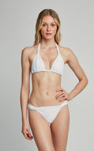 Load image into Gallery viewer, Adjustable Padded Halter Bikini C139T19V20 Lenny V20 White Color