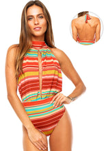 Load image into Gallery viewer, Maillot FS Blusado Majorelle V16M0285 Salinas V16 - Fio d'Água Shop Online