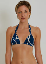 Load image into Gallery viewer, Adjustable Halter Draped Bikini C2T2 Movement Lenny V21