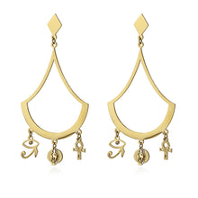 Load image into Gallery viewer, Egyptian Earrings BPE239 - Fio d'Água Shop Online