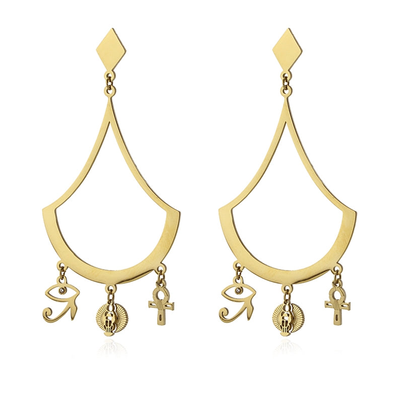 Egyptian Earrings BPE239