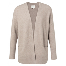 Load image into Gallery viewer, Wool Blend Cardigan Pockets 101072 - Fio d'Água Shop Online
