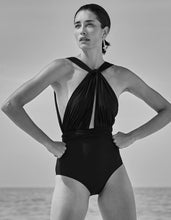 Load image into Gallery viewer, Chic Maillot 778 Black Lenny Niemeyer V21