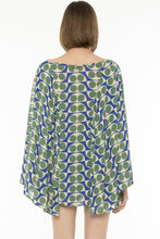 Load image into Gallery viewer, Tunic Bon Green TF0294 Totem V20 - Fio d'Água Shop Online