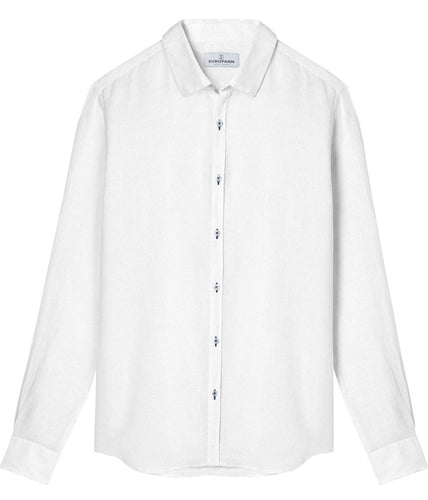 Jonas White - Plain Linen Shirt