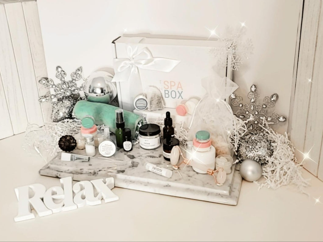 LIMITED EDITION: Holiday Spa Box! ($200+ Value for only $97)