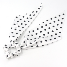 Load image into Gallery viewer, Polka Dot Fashion Hair Scrunchies