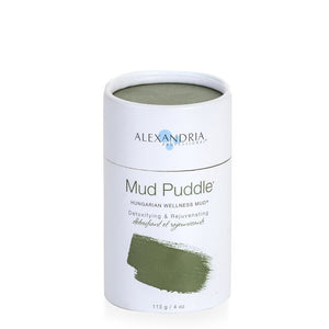 Mud Puddle Hungarian Wellness Mud Detoxifying & Rejuvenating 113g