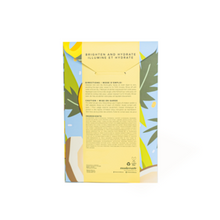 Load image into Gallery viewer, Pineapple Brightening Jelly Mask Sleeve - 3Pk