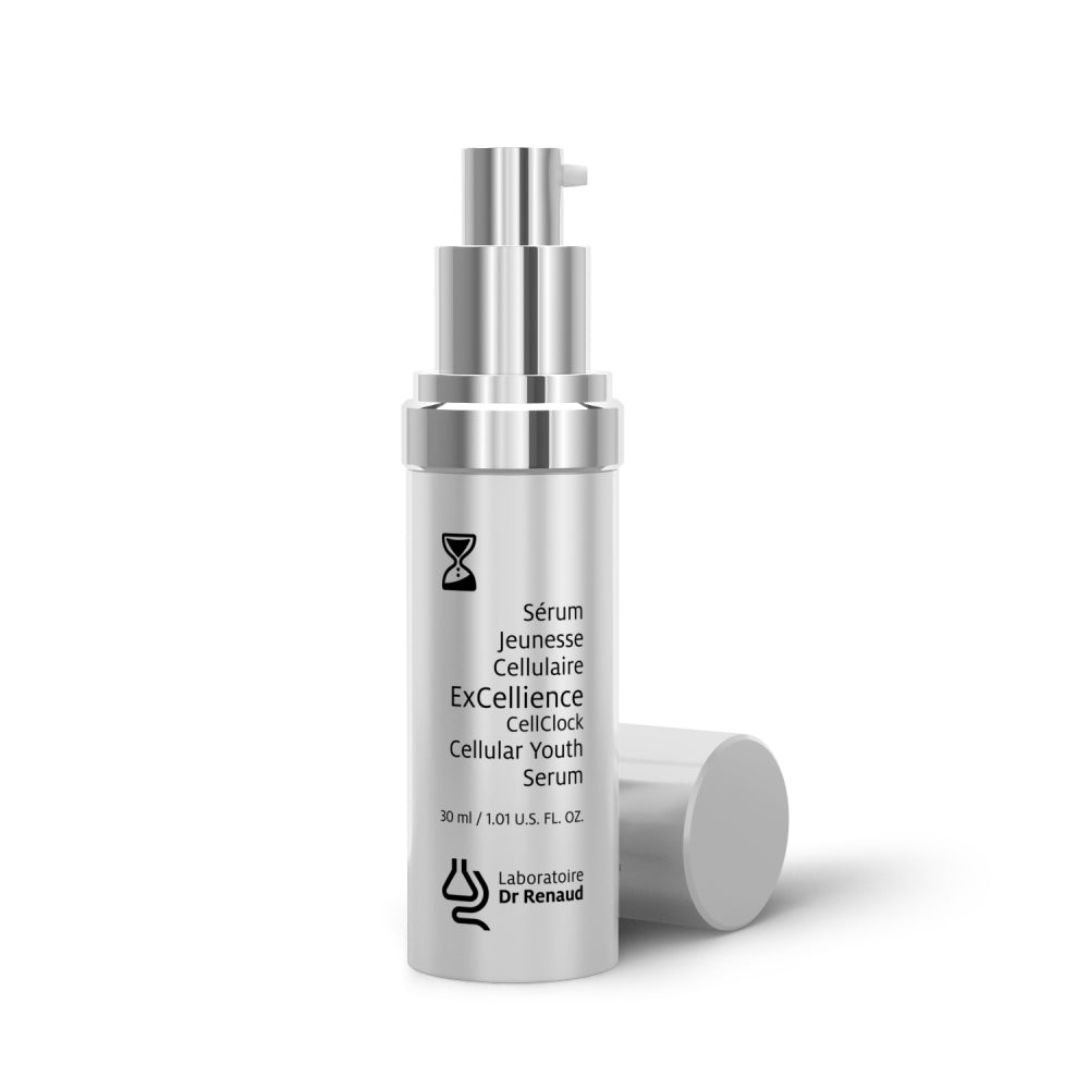 Excellience CellClock Cellular Youth Serum with Apple & Argan Stem Cells