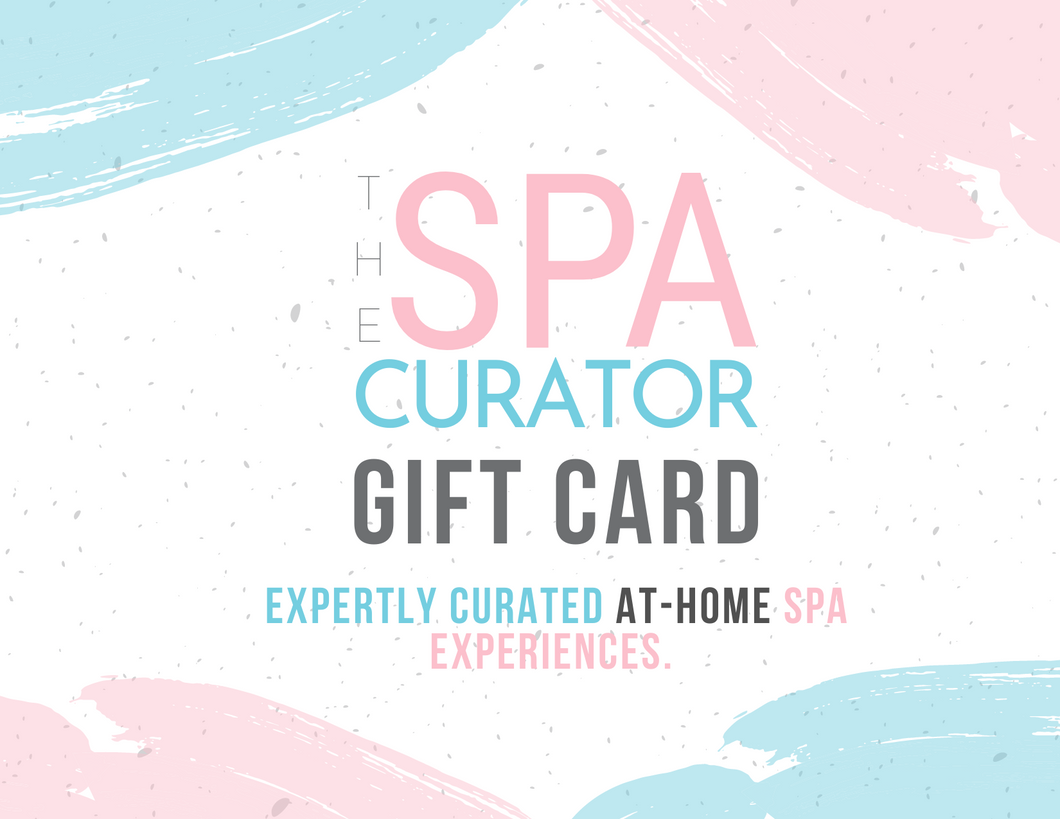 The Spa Curator E-Gift Card