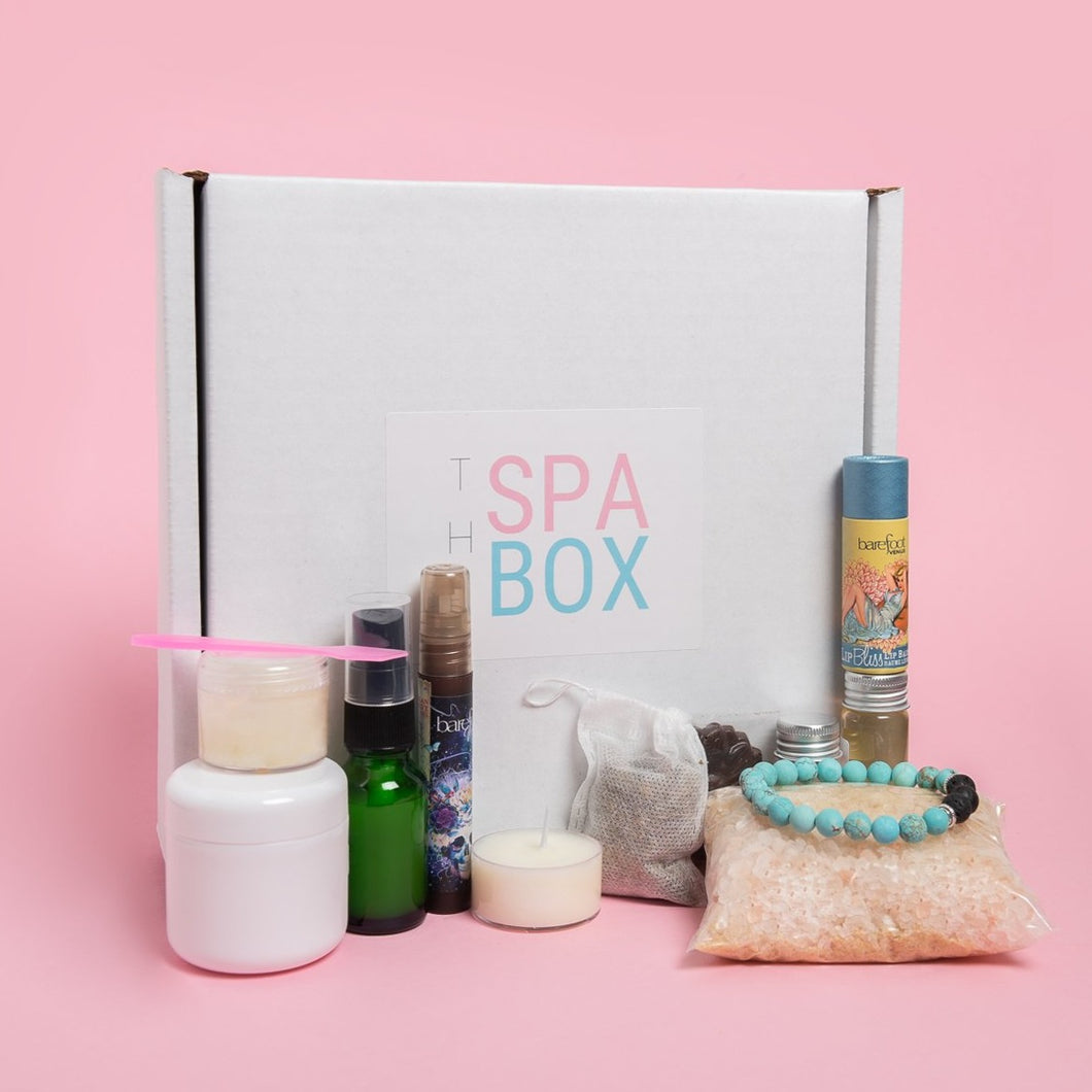 The Body Box - A Complete Step-By-Step Body Treatment