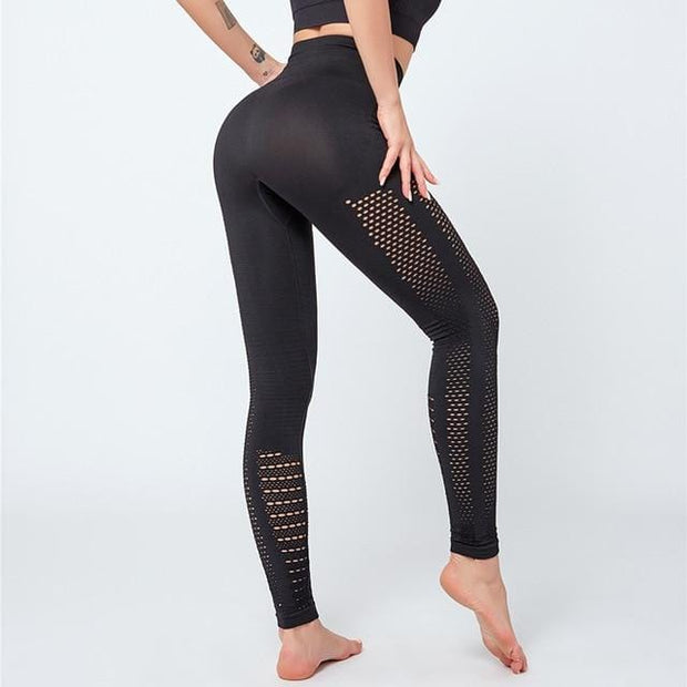 NOUVEAU |U-THIN™ | LEGGING ACTION DRAINANTE -SURYA