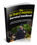 The Ultimate Prepper's Survival Book