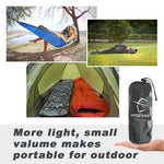 Best Ultra Light inflatable sleeping pad with pillow