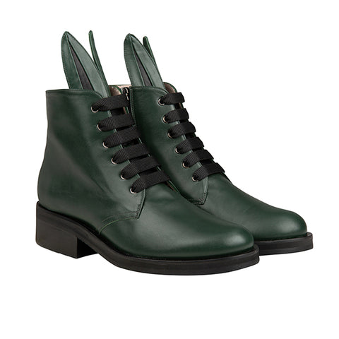 BUNNY BOOT green