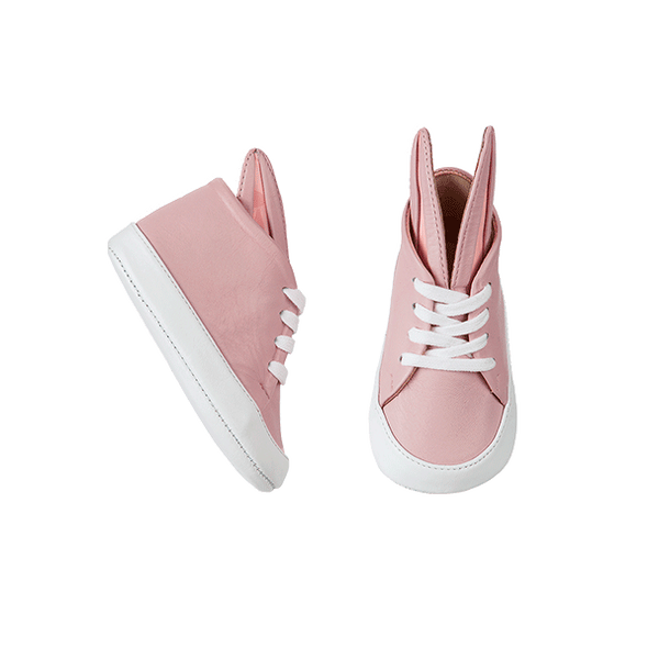 BABY BUNNY pink-white