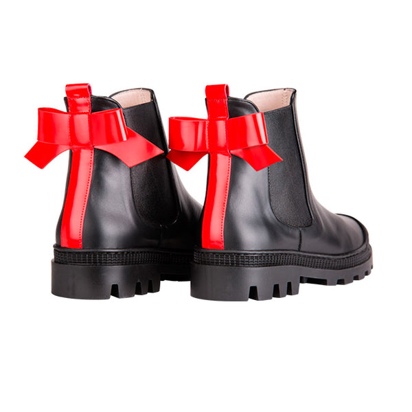 BOWIE CHELSEA black-red