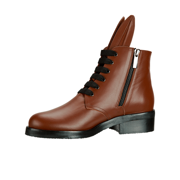 BUNNY BOOT brown