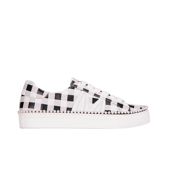 BUNNY SKATER white-black
