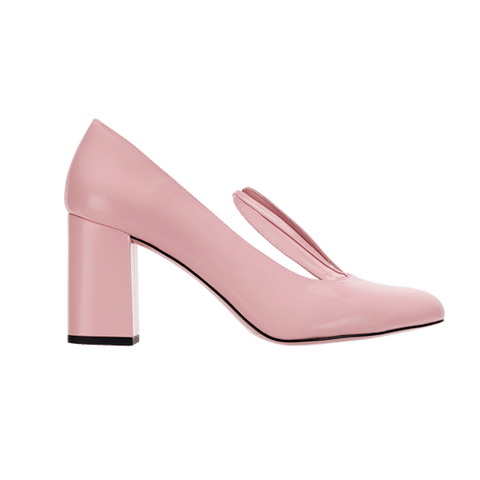 JACKIE pink patent