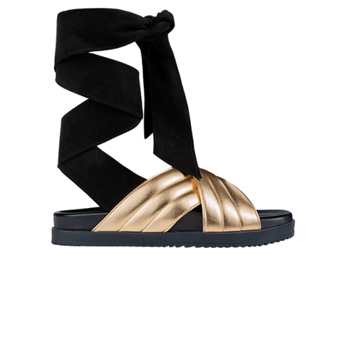 MOONWALK black-gold