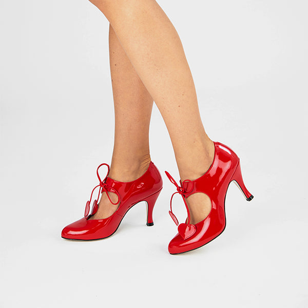 RAQUEL red patent