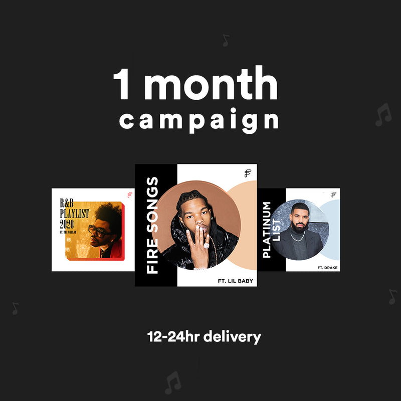 Spotify: Premium Playlist Campaign